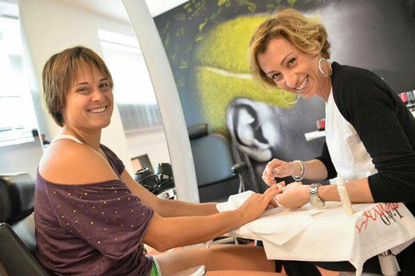 Claudia-Giovine-manicure-Internazionali-BNL-in-Roma