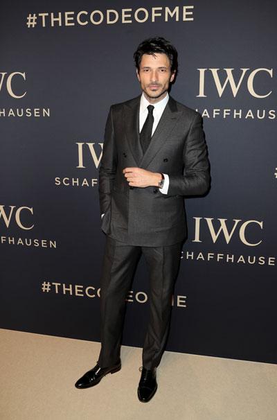 Andres-Velencoso-IWC-Schaffhausen-davinci