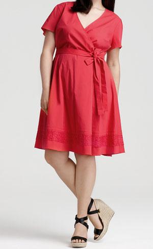 tendinte-plus-size-primavara-vara-2017-rochie-camasa