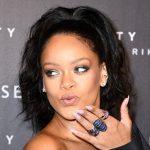 Rihanna a sarbatorit brandul sau de frumusete - Fenty Beauty by Rihanna in Paris, gazduind cel de-al doilea eveniment de lansare in locatia Tuileris Gardens.