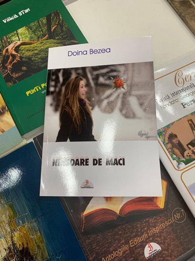 Ne-a facut o mare placere sa o cunoastem pe Doina Bezea, sa-i citim scrierile si mai mult decat atat, am vrut sa stam de vorba cu omul Doina Bezea, ...