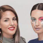 Fashion make-up se refera la machiajul executat pentru scena, podium, machiajul spectacolelor, prezentarilor sau al editorialelor de moda.