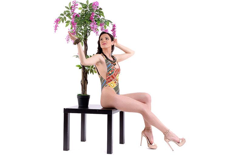 Irina Maria este o performera a concursurilor de miss desfasurate pe plan intern, dar si la nivel international si cu care Romania se poate mandri, atat din punct de vedere al frumusetii, cat si a inteligentei si a premiilor obtinute.