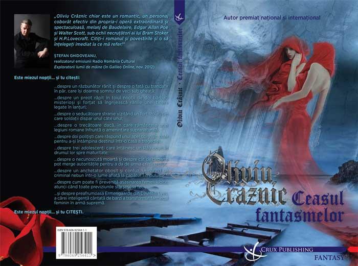 Va invitam sa il cunoasteti pe omul si scriitorul Oliviu Craznic, sa faceti cunostinta cu universul sau si mai mult decat atat, sa incercam sa ne autoeducam si sa ne apreciem oamenii care au cu adevarat ceva de spus in mersul actualei societati!