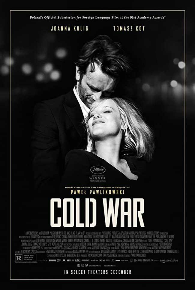 Cold War nu a fost, insa, filmata cronologic, deoarece au intervenit mai multi factori care nu au permis acest lucru.