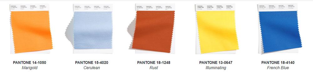 Potrivit Pantone Color Institute cele 10 culori primavara vara 2021 New York subliniaza dorinta noastra pentru o gama de culori care inspira ingeniozitate si inventivitate.