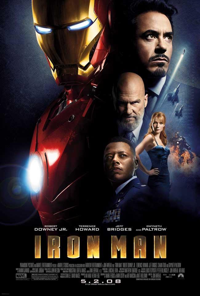 Iron Man a fost si primul film din serie care a introdus celebra scena ce are loc dupa terminarea rolei de credits de la final, transformand-o intr-o traditie pentru fiecare film Marvel.