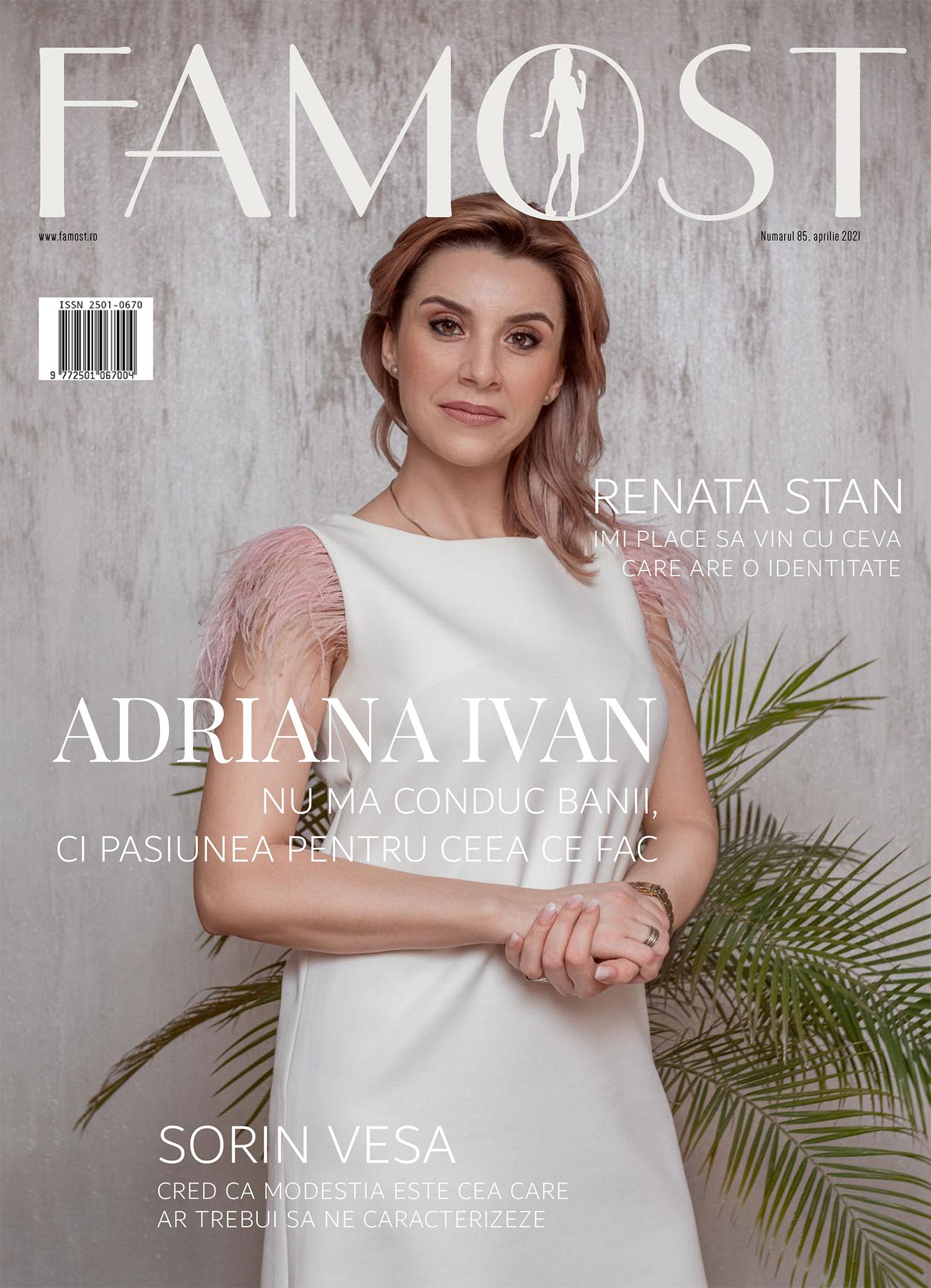 Revista Famost aprilie 2021