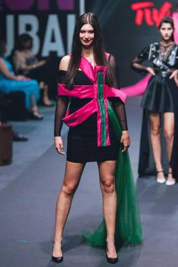 International Fashion Week Dubai, editia a 11-a, s-a tinut in faimosul hotel Sofitel the Palm, in Dubai