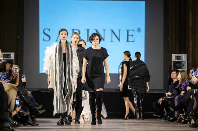 Stam de vorba si intram in lumea modei impreuna cu Sabina Georgescu - fondatoarea brandului Sabinne