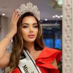 Iolanda Anamaria Babau a castigat acum cateva zile, la Beirut, locul doi (first runner up, second place) la concursul Miss Europe.
