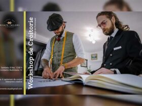 Private Tailors-workshop de croitorie si promovare