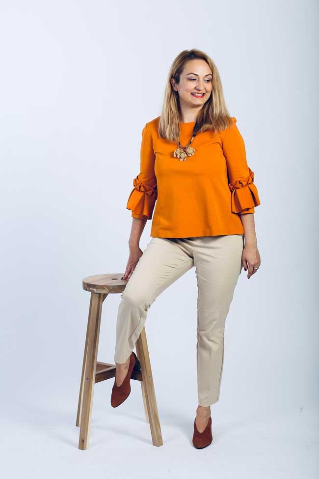 Ce reprezinta moda pentru Andreea Popescu si cum te influenteaza in proiectul tau?