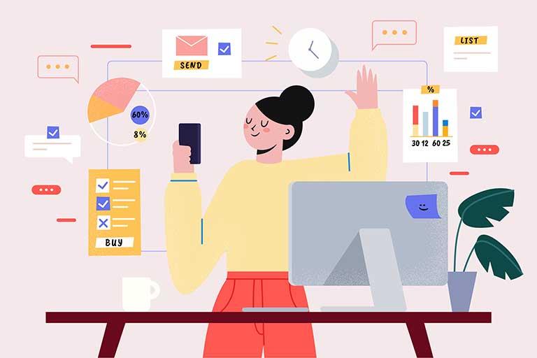 Cum sa fii mai productiva este probabil dorinta deopotriva a ta si a angajatorului, iar ca aceasta sa fie intr-adevar eficienta, este nevoie de o buna planificare si o eficientizare a timpului,