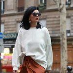 Cosmina Pasarin este o prezentatoare de succes din Romania.