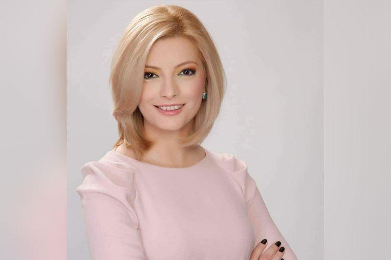 Anisa Sandulache este o prezentatoare TV din Romania cu o cariera notabila si un CV impresionant.