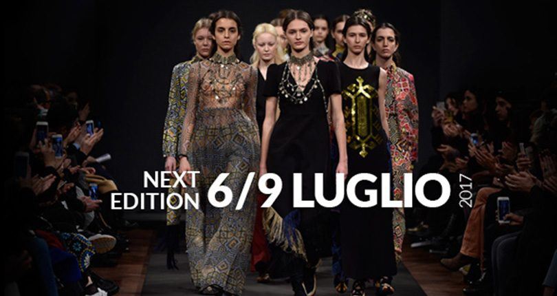 Altaroma: scouting and haute couture from 6 to 9 July 2017 in Rome