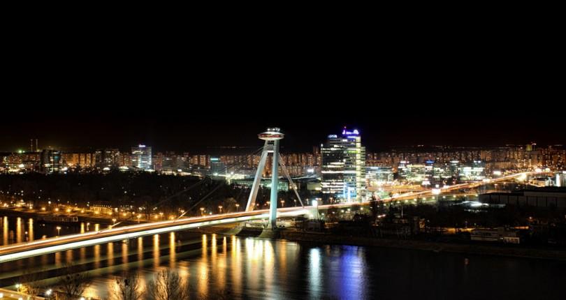 Bratislava – capitala de la poalele Hrad-ului
