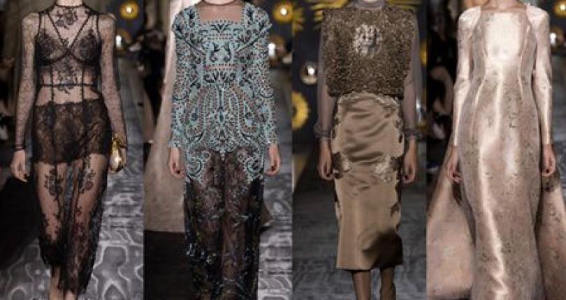 Valentino – Haute Couture Toamna – Iarna 2013/2014