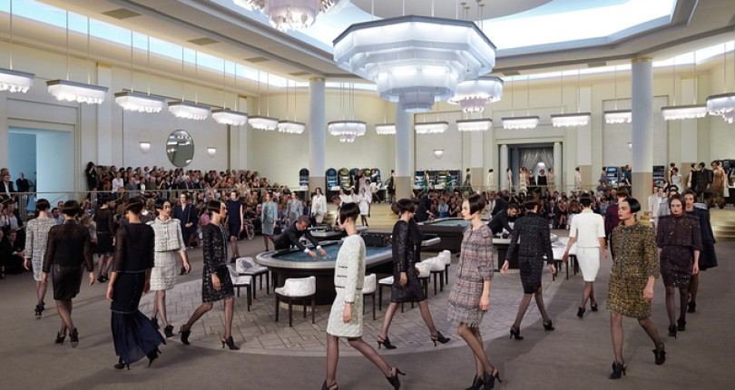 Chanel Toamna – Iarna Haute Couture 2015-2016