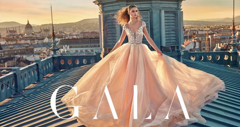 Colectia de debut rochii de mireasa ready to wear GALA by Galia Lahav