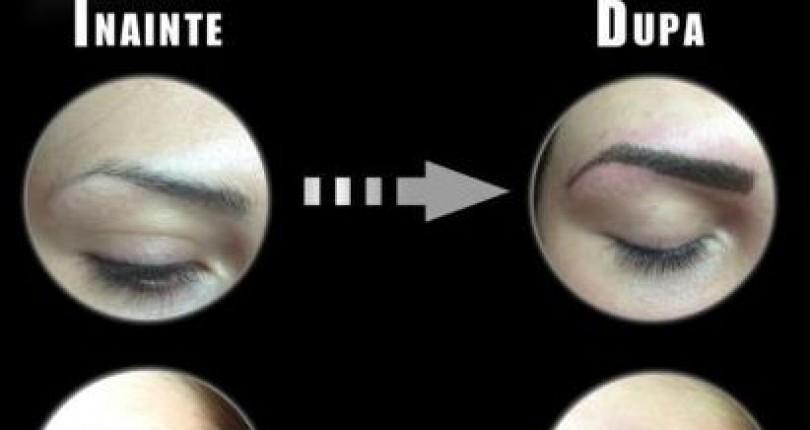 Dermopigmentarea si Tot Ce Trebuie Sa Stii despre Ea