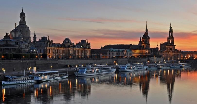 """Dresda – """"Minunea Arhitecturala"""" de pe Elba"""