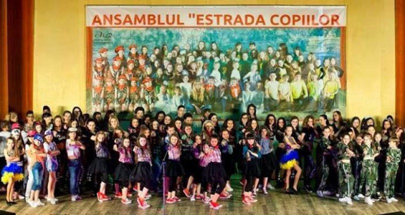 Ansamblul Estrada Copiilor