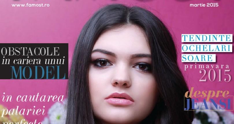 Revista Famost – Editia Martie 2015