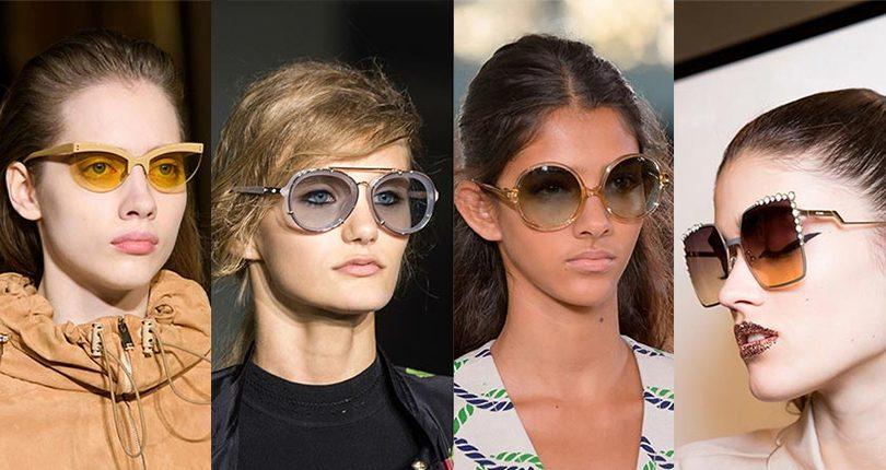 Tendinte ochelari de soare 2017. Sezonul primavara-vara