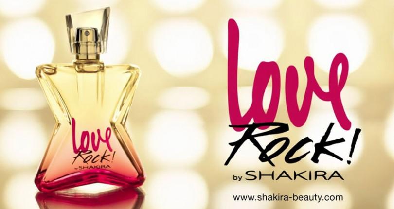 Nou parfum lansat de Shakira