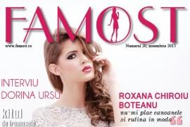 Revista Famost Editia Noiembrie 2015