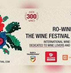 Ro-Wine-The Wine Festival of Romania