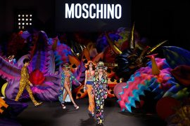 Tendinte vestimentare 2017 resort – Moschino