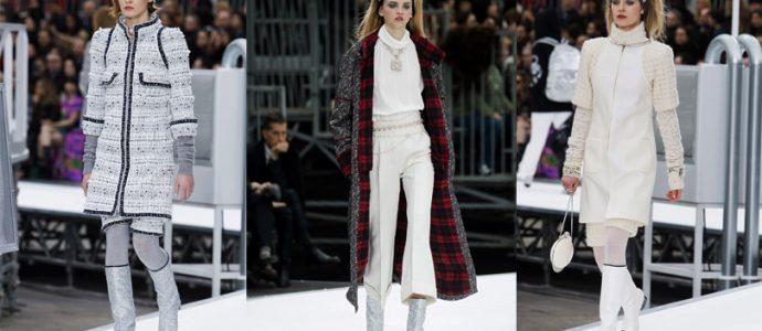 Tendinte 2017-2018 toamna-iarna Chanel