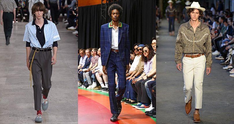 Tendinte moda barbati 2017. Sezonul primavara vara