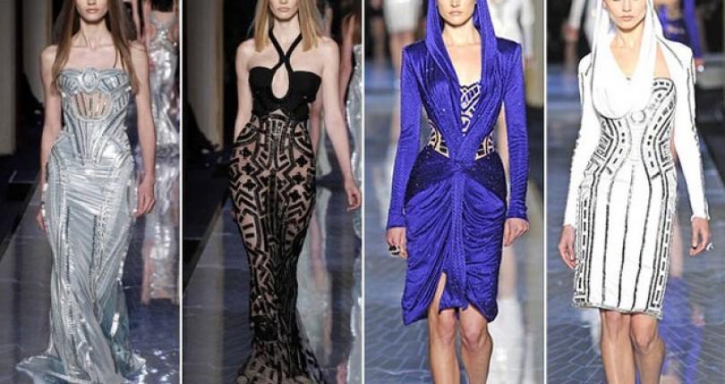 Colectia Atelier Versace Couture Primavara – Vara 2014